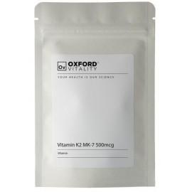 Witamina K2 mk-7 500mcg Oxford Vitality 120 tabletek
