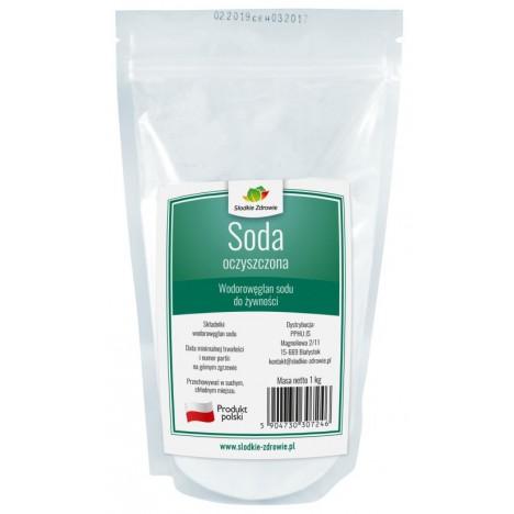 Soda oczyszczona, spożywcza 1kg