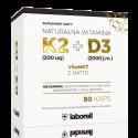 witamina k2 mk-7 200mcg d3 2000iu 90 kaps laborell