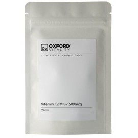 Witamina K2 mk-7 500mcg Oxford Vitality 500 tabletek