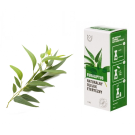Olejek eteryczny naturalny eukaliptus 12ml